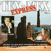 Tex-Mex Express Vol. 2 by Various Artists