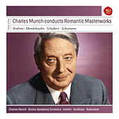 Charles Munch Conducts Romantic Masterworks de Charles Munch