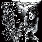 Almost Easy (Int'l Maxi Single) by Avenged Sevenfold
