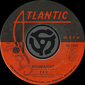 Roundabout [Single Edit] / Long Distance Runaround [Digital 45] de Yes