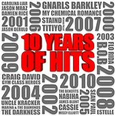 10 Years Of Hits by Various Artists