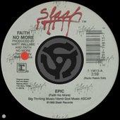 Epic [Radio Remix Edit] / Edge Of The World [Digital 45] (w/ PDF) de Faith No More