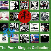 Cherry Red: The Punk Singles Collection de Various Artists
