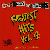 Greatest Hits Vol. 4 (Here They Come Again) de Cockney Rejects