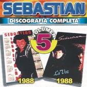 Sebastian Discografía Completa Volumen 5 de Sebastián