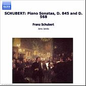 Piano Sonatas D. 845 and D. 568 by Franz Schubert