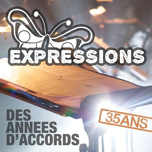 Des années d'accords (35 ans) by The Expressions