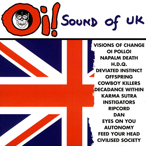 Oi! Sound Of The UK by Various Artists