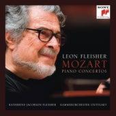 Mozart: Piano Concertos Nos. 7, 12 & 23 by Leon Fleisher