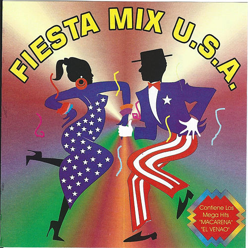 Fiesta Mix USA by Proyecto Uno