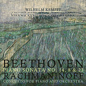 Beethoven: Piano Sonata No. 14, 8 & 23 - Rachmaninoff: Concerto for Piano and Orchestra by Various Artists