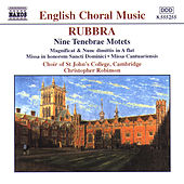 Choral Music by Edmund Rubbra