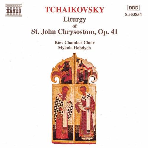 Liturgy of St. John Chrysostom by Pyotr Ilyich Tchaikovsky