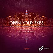 Open Your Eyes (feat. Mitch Thompson) by Will K