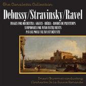 Debussy: Images For Orchestra / Stravinsky: Symphonies For Wind Instruments / Ravel: Pavane Pour Une Infante Défunte von Ernest Ansermet and L'orchestre De La Suisse Romande