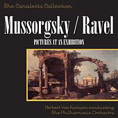 Mussorgsky-Ravel: Pictures At An Exhibition by The Philharmonia Orchestra Of Berlin