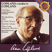 Copland: Our Town Suite, The Red Pony Suite & El Salón México von Aaron Copland