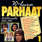 70-luvun parhaat 1 1970-1971 von Various Artists