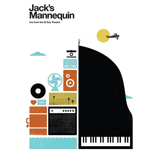 Jack's Mannequin: Farewell From The El Rey by Jack's Mannequin