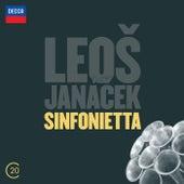 Janacek: Sinfonietta; Taras Bulba; Lachian Dances de Various Artists