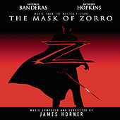 The Mask of Zorro - Music from the Motion Picture de Various Artists