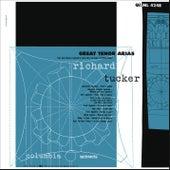 Richard Tucker- Great Tenor Arias von Richard Tucker