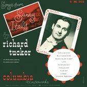Richard Tucker - Songs from Sunny Italy by Richard Tucker