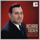 Richard Tucker: The Opera Recital Album Collection de Richard Tucker