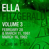 Live in Paris, Vol. 3 - Ella Fitzgerald by Ella Fitzgerald