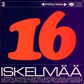 16 iskelmää 3 von Various Artists