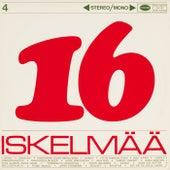 16 iskelmää 4 von Various Artists