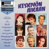100 Suosituinta iskelmää 2 - Keskiyön aikaan von Various Artists