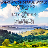 What a Wondeful World: 100 Relaxing New Age and Easy Listening Songs for Finding Inner Peace de Inc. Therapeutic Sounds