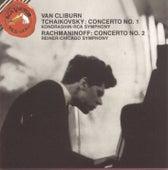 Tchaikovsky: Concerto No. 1/Rachmaninoff: Concerto No. 2 de Van Cliburn