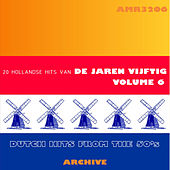20 Hits Van De De Jaren Vijftig, Volume 6 (Dutch Hits from the 50's) by Various Artists
