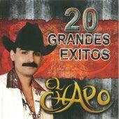 20 Grandes Exitos de El Chapo De Sinaloa