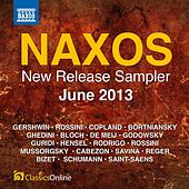 Naxos June 2013 New Release Sampler von Various Artists