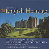 English Heritage - 16 Traditional Songs of Old England de Royal Philharmonic Orchestra