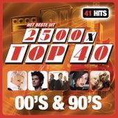 2500 x Top 40 - 00's & 90's van Various Artists