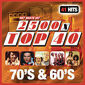 2500 x Top 40 - 70's & 60's van Various Artists