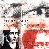 Franz Danzi: Overtures & Flute Concertos von Various Artists