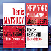 Denis Matsuev & The New York Philharmonic by Denis Matsuev