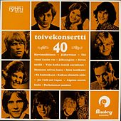 Toivekonsertti 40 by Various Artists