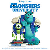 Monsters University by Randy Newman