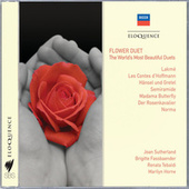 Flower Duet - The World's Most Beautiful Duets von Dame Joan Sutherland
