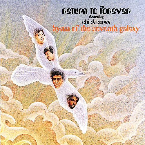 Hymn Of The Seventh Galaxy by Chick Corea