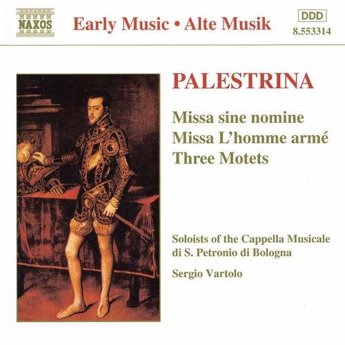 Missa sine nomine / Missa L'homme arme by Giovanni da Palestrina