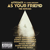 As Your Friend von Afrojack