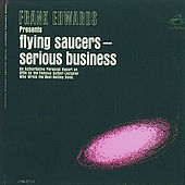Flying Saucers Are a Serious Business de Frank Edwards