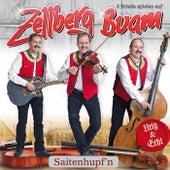 ZELLBERG BUAM - Saitenhupf'n von Zellberg Buam